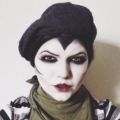 Miss spider James and the giant peach makeup Halloween
