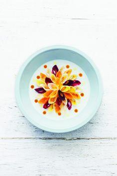 Carotte et fleur d'oranger d'Anne-Sophie Pic