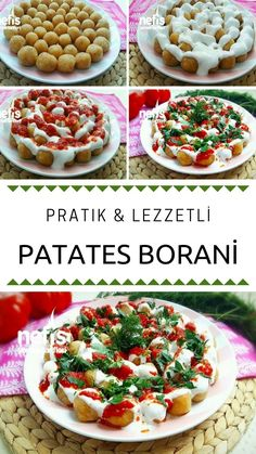 Nefis Patates Borani Nefis Yemek Tarifleri Video Rezept potato al horno asadas fritas recetas diet diet plan diet recipes recipes Asian Appetizers, Appetizer Recipes, Dinner Recipes, Veg Spring Rolls, Comfort Food, Food Design, Food Videos, Crockpot Recipes, Clean Eating