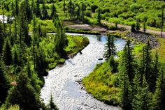 San Miguel River, Telluride, CO - Photo by Kim Hoeft