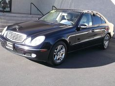 #2005 #MercedesBenz #EClass #E320 #4dr #Sedan - #StGeorge #Utah #PremierCarandTruck #forsale #usedcars