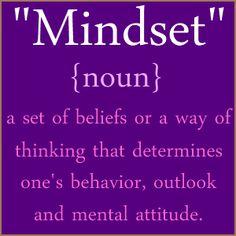 Mindsets and Diversity: We All Have Mindsets! - Huffingtonpost #mindset #attitude