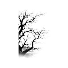tube gothique ❤ liked on Polyvore featuring trees, backgrounds, effects, fillers, halloween, embellishment, detail, phrase, quotes and saying