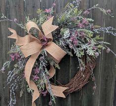 Grapevine Christmas, Christmas Door Wreaths, Christmas Ribbon, Christmas Tree Toppers, Holiday Wreaths, Christmas Decorations, Holiday Decor, Winter Wreaths, Christmas Crafts