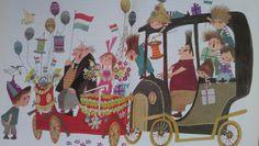 Annie M.G Schmidt- Pluk van de petteflet illustrations: Fiep Westendorp