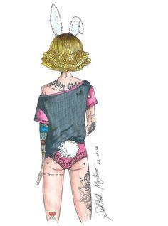 Feliz Páscoa #pascoa #felizpascoa #ilustração #draw #drawing #colores #coelho #chocolate #illutration #ilustrar #desenhos #croqui #fashion #moda #designdemoda #design #blog #sexy #tattoo #cool #dihroh #pernambuco #brasil #brazil #recife #art #arte
