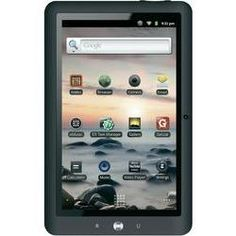 "Coby MID1125-BLK Internet Android Tablet 25,65 cm (10,1"") zwart"