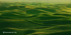 500px / Palouse Green by Vincent Piotrowski