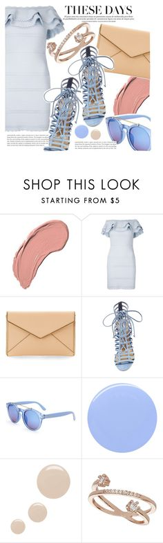 """""""Untitled #661"""" by ladybow ❤ liked on Polyvore featuring NYX, Alexander McQueen, Rebecca Minkoff, Steve Madden, Nails Inc. and Topshop"""
