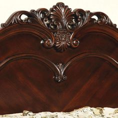 Mandura Traditional English Style Cherry Bed – Shop At Home Tiny House Furniture, Modern Bedroom Furniture, Wooden Bedroom, English Style, King Size Canopy Bed, Hall Interior Design, Wood Bed Design, Victorian Home Decor, Antique Beds