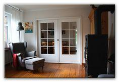 Andrea Meyer: DIY - Lichtausschnitte in Zimmertüren erneuern