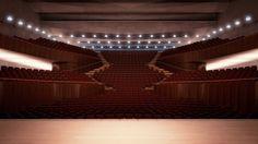 Schauspielhaus, Zurich - Jørn Utzon