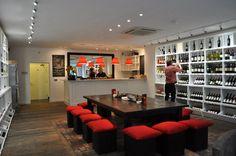 Ten Green Bottles: Wine Bar Brighton, Bottles, Wine, Bar, Green, Table, Furniture, Home Decor, Decoration Home