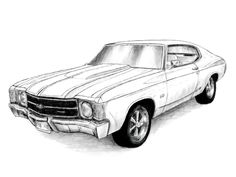 chevy drawings - Google Search