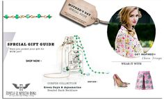 Mother's Day Moodboard, Gift guide