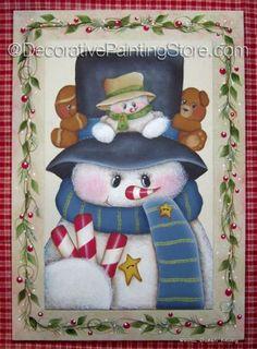 Holiday Friends ePacket - Susan Kelley - PDF DOWNLOAD