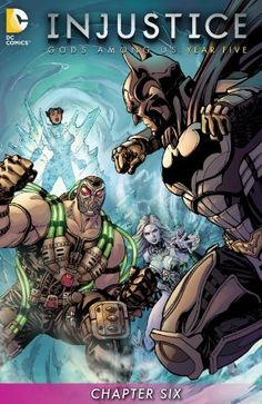 Injustice: Gods Among Us: Year Five (2015-2016) #6