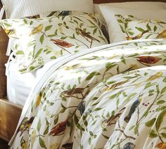 Spring Sparrow Duvet Cover U0026 Sham Pottery Barn U003d No Longer Available.