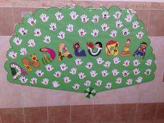 Día de Andalucía – Dumbo Christmas Tree, Kids Rugs, Holiday Decor, Home Decor, Decorations, Winter, Teal Christmas Tree, Decoration Home, Kid Friendly Rugs