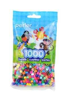 Perler Beads Multicolor Bag $4.75 #bestseller