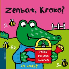 Señor Coc es un señor cocodrilo que disfruta cada momen. Coc is a crocodile lord who enjoys every moment of the day and has endless activities to al Crocodile, In This Moment, Learning, Natural, Birthday Gifts, Colorful, Gift Ideas, Simple, Garden