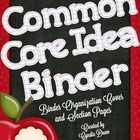 Free Common Core Binder