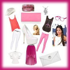 Pink & White by bria-starling on Polyvore featuring polyvore fashion style Alexander McQueen Witchery River Island True Religion Miss KG BCBGMAXAZRIA Mimco Boohoo Crystal Clear Skincare