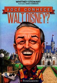 Você Conhece Wlat Disney?