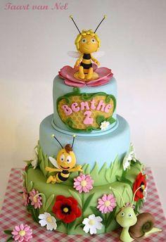 Торты Пчелка