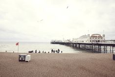 Brighton, Bts, Beach, Water, Outdoor, Gripe Water, Outdoors, The Beach, Beaches