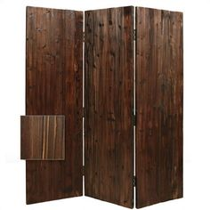 Low Price Screen Gems Durango Wooden Room Divider
