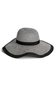 cb6f3b38bca Women s Tildon Floppy Straw Hat Wide Brimmed Hats