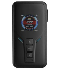 GTRS VBOY 222W TC Box Mod(SX520 Powered By YiHi) - $89.99