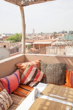 As part of my quest to take the best rooftop photos, I set on a mission to find the best rooftops with a view in Marrakesh when I visited Morocco. Marrakech Travel, Marrakech Morocco, Morocco Travel, Africa Travel, Abandoned Castles, Abandoned Mansions, Abandoned Houses, Abandoned Places, World Most Beautiful Place
