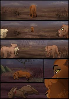 MotP - Path of Blood: Part 4 page by Irete on DeviantArt Lion King Story, Lion King Fan Art, All Disney Movies, Lion King Pictures, Le Roi Lion, Beautiful Creatures, Paths, Fantasy Art, Art Drawings