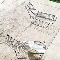 树叶椅铁线椅铁网椅金属椅排骨椅躺椅酒店阳台设计椅沙滩椅-淘宝网