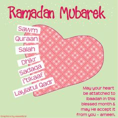 Things To Do In Ramadan - Fasting Rules And Wishes. Read Quran, Take the VACATIONs or holidays for Allah, Ramadan timings and eatables. Happy Ramadan 2015 to all.