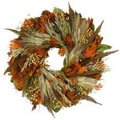 Found it at Wayfair - Wild Pheasant Wreath