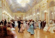 The Ball by Victor Gilbert