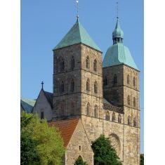 Johanneskirche, Osnabrück, Niedersachsen, Deutschland, Fototapete Merian, Fotograf: K. Bossemeyer