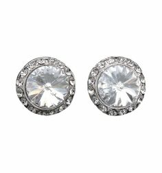 Amazon.com: Celestial Button Clip-On Earrings,EC8AS,multi-colored,One-Size: Clothing