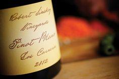 Pinot blanc Los Carneros 2012