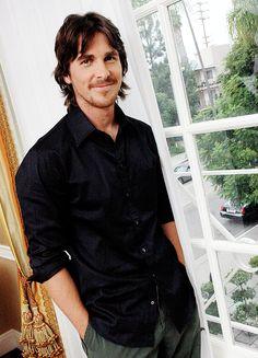 Super-Heroes and Villains - Christian Bale - Batman
