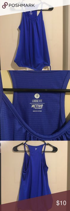 Old Navy Active top. Size S. Selling this blue Old Navy Active top. Size S. Excellent condition. Old Navy Tops