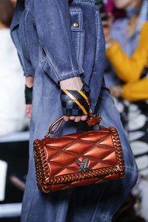 Louis Vuitton Quilted Copper Handbag #PFW #SS16