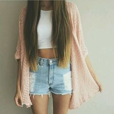 lipgloss-girl:  Cute Outfit ❤ on we heart it / lipgloss-girl  ❤
