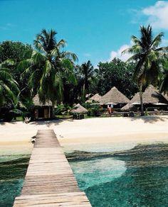 Ille St Marie, Madagascar
