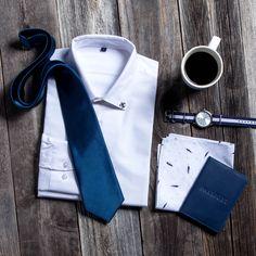 Blue is always a good idea #tiesdotcom #mensfashion #mensaccessories #blue #ties