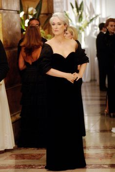 The Devil Wears Prada (2006) - Meryl Streep