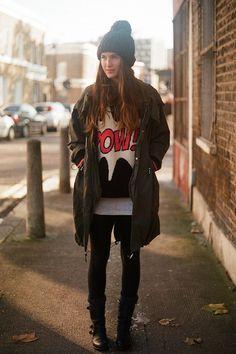 Street Style Photoblog - Fashion Trends - Agatha Lintott, London